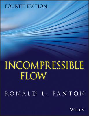 Incompressible Flow By Panton, Ronald L.